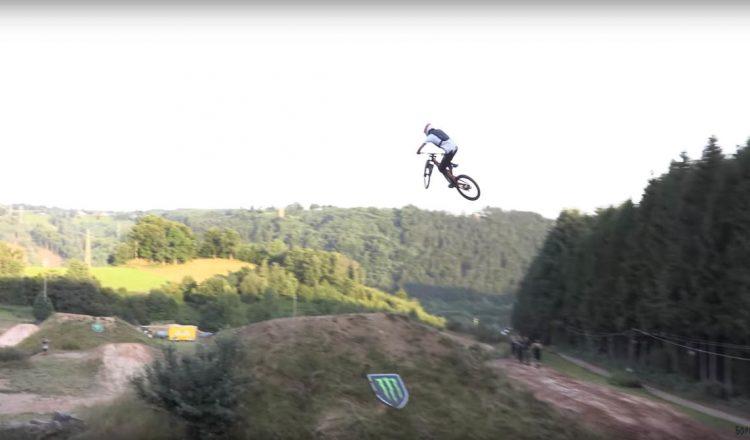loosefest ratboy jump huge downhill