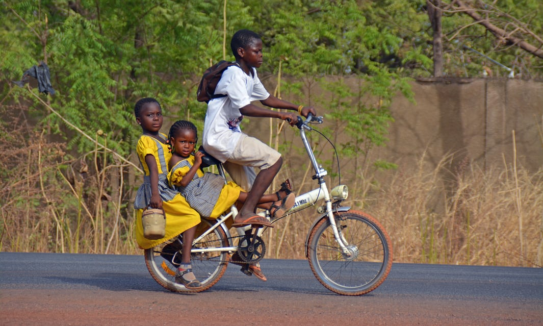 zambia cycling