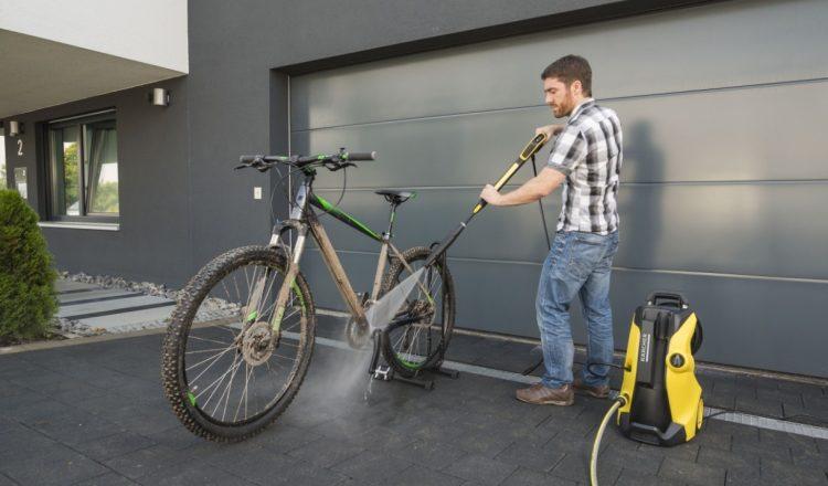 καθαρισμός ποδηλάτου
