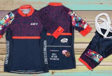 beyonce inspired mountain bike jersey kit