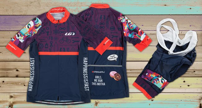 beyonce inspired mountain bike jersey kit