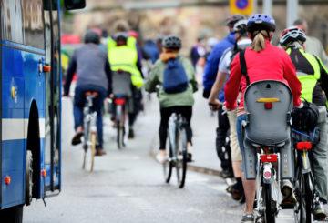 κανόνες επιβίωσης για ποδηλάτες