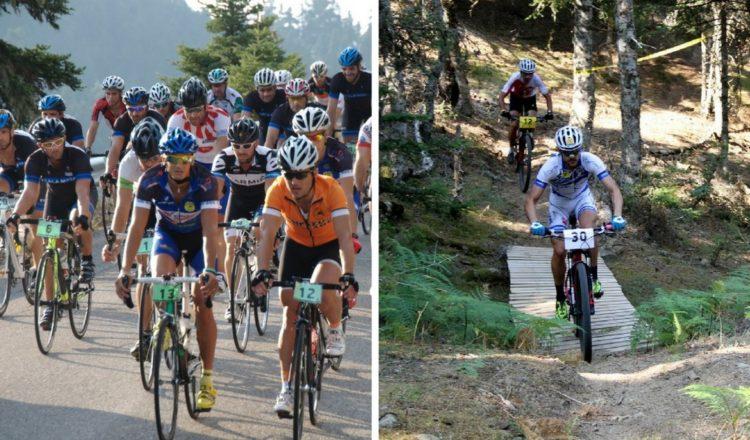 αγώνες ποδηλασίας