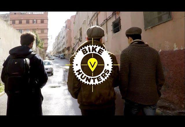Vanmoof Bike Hunters