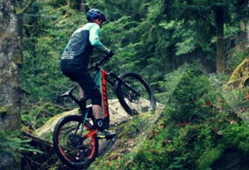 προπόνηση με e-bike