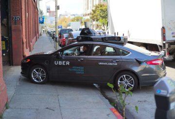 αυτοκίνητο uber σκοτώνει γυναίκα