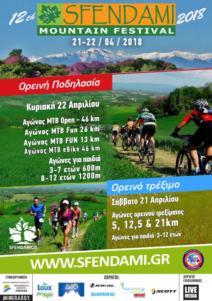 ποδηλατικά events