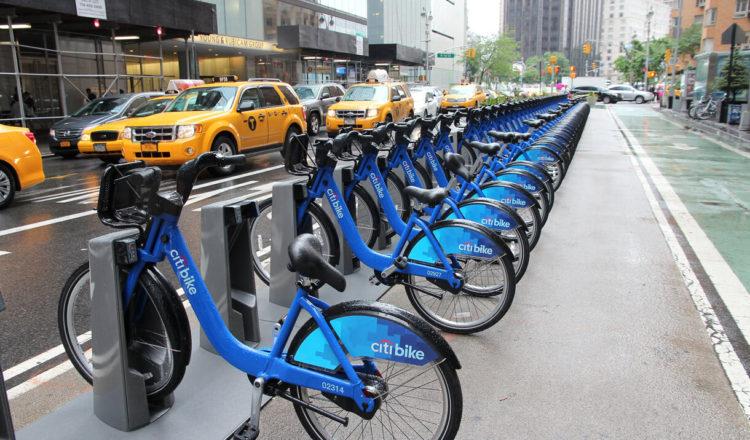 parking ποδηλάτων