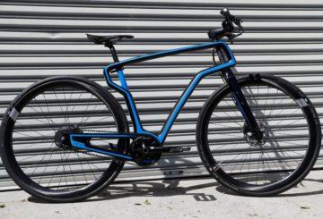 3D printed Carbon ποδήλατο