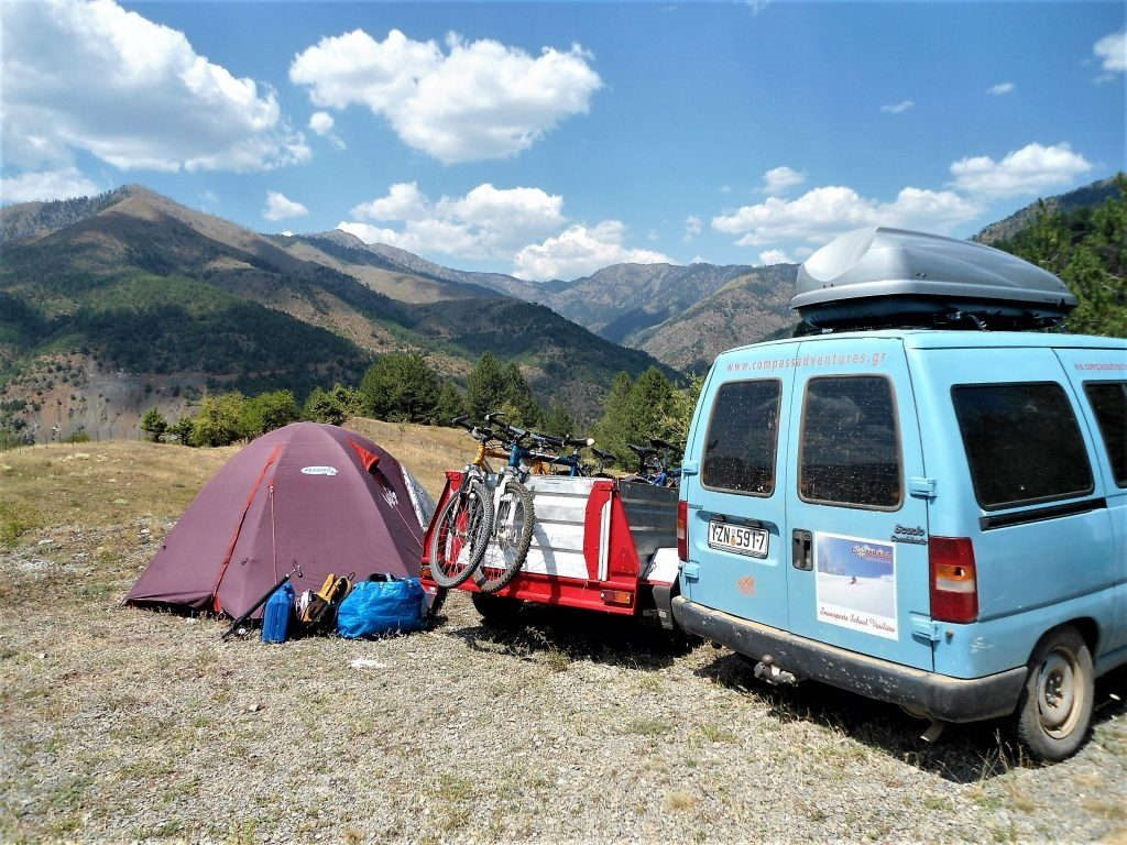 pindos mountain bike